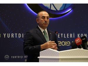 """Dışişleri Bakanı Çavuşoğlu: """"İslam karşıtlığı bugün bir moda gibi"""""""