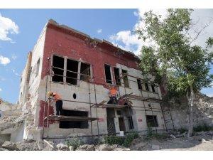 Osmanlı döneminden kalma tarihi konak restore edildi