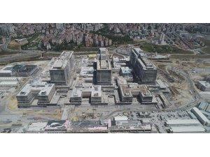 Başakşehir Şehir Hastanesi'nin tanıtımı gerçekleştirildi