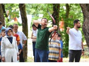 Kefken kampı Türkiye'nin 81 ilinden gençleri ağırlıyor