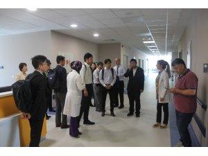 Türkiye ile Japonya arasında enfeksiyon kontrolü için bilimsel işbirliği