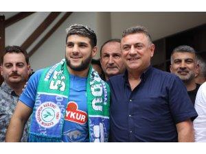 Çaykur Rizespor El Kabir'i renklerine bağladı