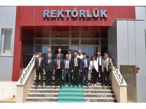 Karaman'da rektörler toplantısı sona erdi