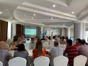 RTEÜ'de öğretmenlere 'Su okuryazarlığı Eğitimi'