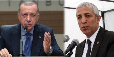Erdoğan'la AKP'li vekil arasında Züğürt Ağa diyaloğu!