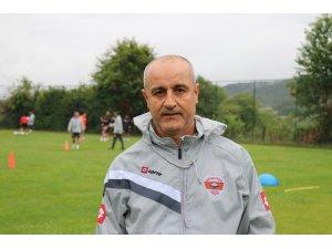 Adanaspor, Bolu'da kamp çalışmalarına başladı