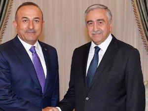Türkiye'den KKTC Cumhurbaşkanı Akıncı'nın önerisine tam destek!