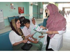 Silopi Devlet Hastanesi'nde MHRS sistemi aktifleştirildi