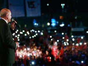 Erdoğan: Müptezeller Türkiye'yi ele geçiremeyecek