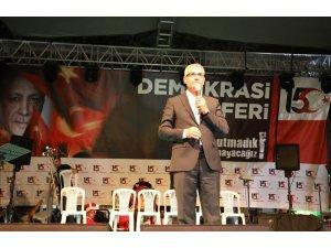Battalgazi'de 15 Temmuz Demokrasi ve Milli Birlik günü anma etkinlikleri