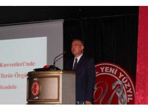 """Tuğgeneral Topaloğlu: """"TSK, FETÖ'den temizlendikçe daha da güçlenmiştir"""""""