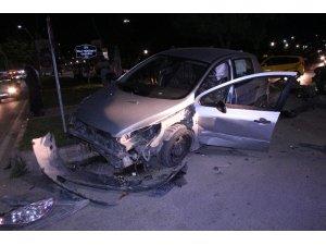 Elazığ'da trafik kazası: 4 yaralı