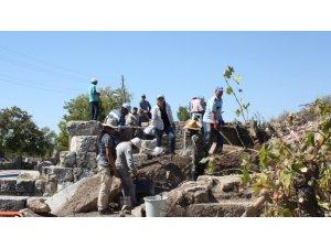 Uzuncaburç kazıları Mersin Üniversitesi tarafından yürütülecek