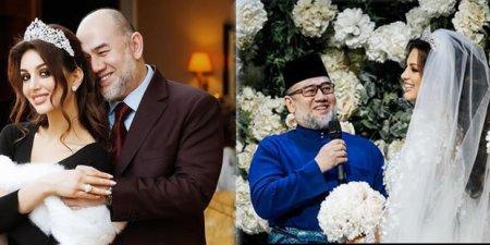 Malezya eski kralı 'boş ol' dedi, büyük aşk bitti!
