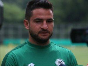 """Ömer Ali Şahiner: """"Ligde UEFA sıralamasında kendimize yer bulmak istiyoruz"""""""