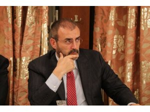 """AK Parti Genel Başkan Yardımcısı Ünal: """"S 400'lerin yeri tespit edilmedi"""""""