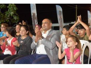 Toroslar Belediyesi'nin Mahalle Şenlikleri Çamlıdere'yi şenlendirdi