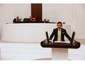 Milletvekili Ahmet Erbaş: Emet Bor İşletmesi'nin taşıma ihalesi tekrar gözden geçirilsin