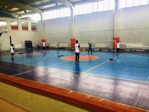 Hisarcık'ta 4 branşta Yaz Spor Okulu açıldı