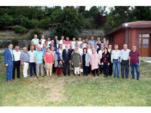 Başkan Başdeğirmen 44 mahalle muhtarıyla toplantı yaptı
