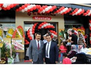 MUBA Çikolata açıldı