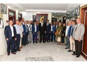 Anadolu Üniversitesi'nden ESESOB'a ziyaret