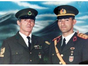 """Şehit binbaşının emekli başçavuş babası Rüştü Akkuş: """"Bütün çocuklarım vatana feda olsun"""""""