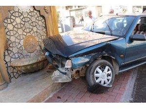 Tosya'da kaza ucuz atlatıldı