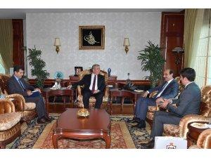 Başkan Yavaş'a büyükelçi ziyaretleri devam ediyor