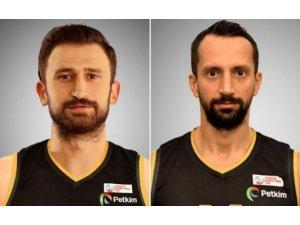 Petkim Spor, Yiğitcan Turna ve Recep Doğrusöz ile anlaştı