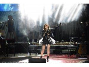 Bodrum'da Sertab Erener konseri