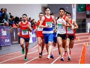 3 bin metre engelli yarışlarında Murat Yalçınkaya Avrupa şampiyonu