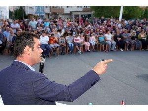 Başkan Sarıkurt, Zafer Mahallesi sakinlerinin sorunlarını dinleyecek