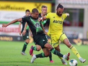 Fenerbahçe, Wolfsburg ile 1-1 berabere kaldı