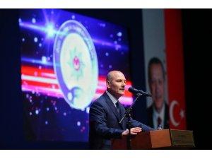 """Süleyman Soylu: """"Bu yıl 80 bin sınır dışı işlemi gerçekleştireceğiz"""""""