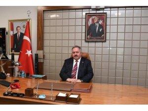 Kayseri OSB Yönetim Kurulu Başkanı Tahir Nursaçan'ın 'Gazeteciler ve Basın Bayramı' Mesajı
