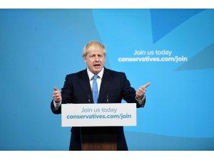 "Boris Johnson: ""Brexit'i tamamlayacağız"""