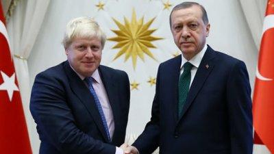 İşte İngiltere'nin yeni Başbakanı Boris Johnson'un Türkiye ile ilgili açıklamaları!