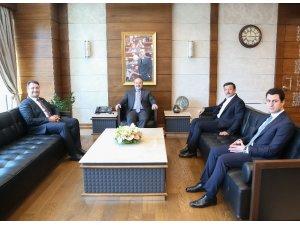İzmir Teknoloji Üssü'nde çalışmalar hızlandı