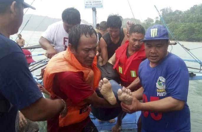 Filipinler'de feribot faciası: 31 ölü...