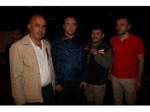 """Rize Vali Yardımcısı Ahmet Dalkıran: """"Son 3 saatte metrekareye 120 kilogram yağış düştü"""""""