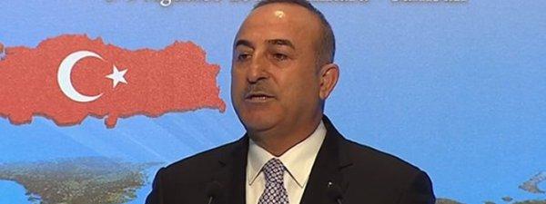 Çavuşoğlu: AB Doğu Akdeniz'de mahkeme gibi davranamaz