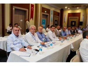 AK Parti Mardin İl Başkanı Kılıç, yerel yönetim toplantısını değerlendirdi
