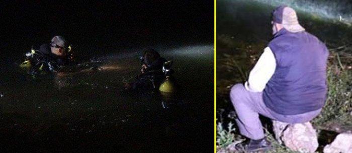 Bolu'da acı olay... Alkollü gölete girdi, canından oldu!