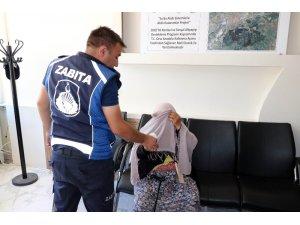 Yozgat'ta zabıta ekipleri dilencilere göz açtırmıyor