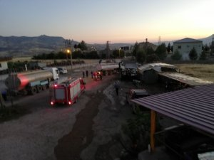 Şırnak'ta otoparkta patlama: 1 ölü, 2 yaralı