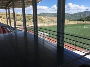 Boyabat Stadı Türkiye Kupası ve BAL'a hazırlanıyor