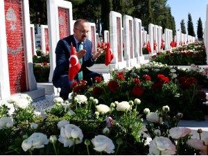 Bülent Turan'dan 'Anafartalar Zaferi' mesajı