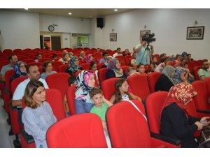 Sinop'ta Oku, Anla, Yaşa programı