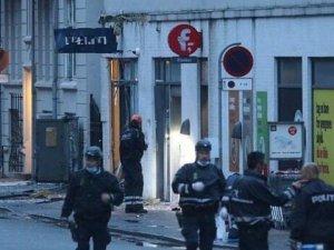 Danimarka'da polis merkezinde patlama!
